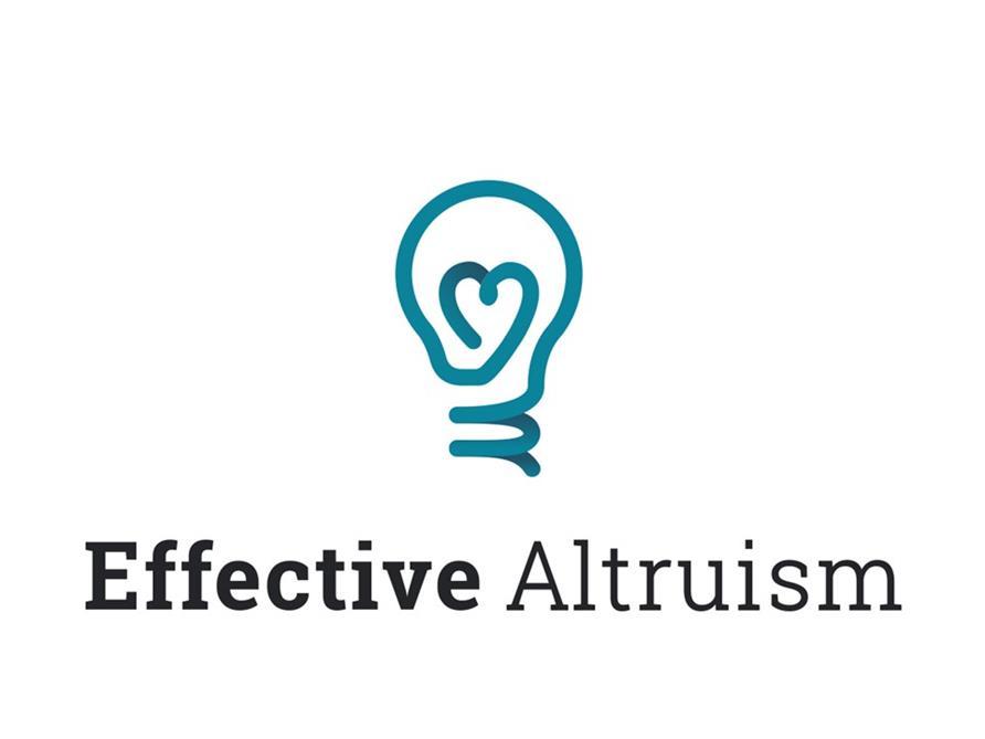 Afbeeldingsresultaat voor effectief altruisme